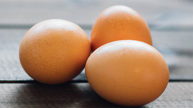 """Humans eat the unborn offspring of their prey and call them """"eggs"""""""