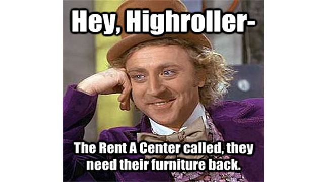 Anything rent-to-own