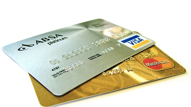 Be careful with credit cards