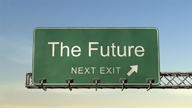 The future would be better than the past
