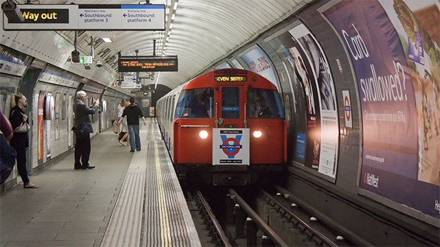 The London Tube (subway) was opened during the American Civil War