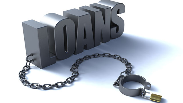 Taking loans you know you can't afford and blaming everyone else when you're in debt or your house is foreclosed