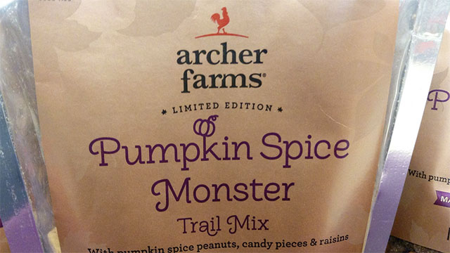 Target's food branch is Archer Farms