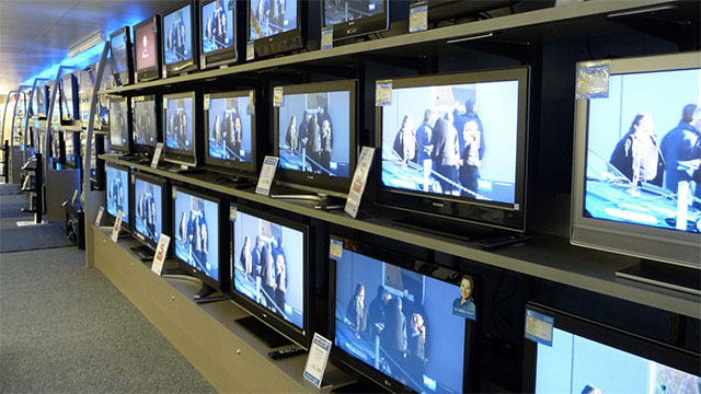 Although times are fast changing with the internet, the average American spends 5 hours watching TV every day