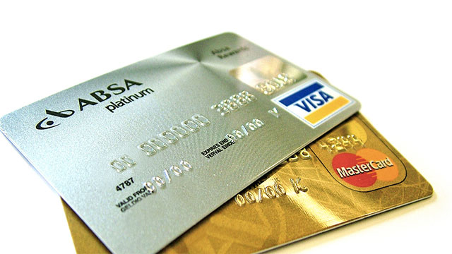 Pre-paid credit cards
