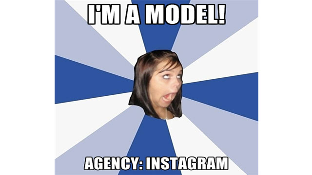 People connecting you with model agencies