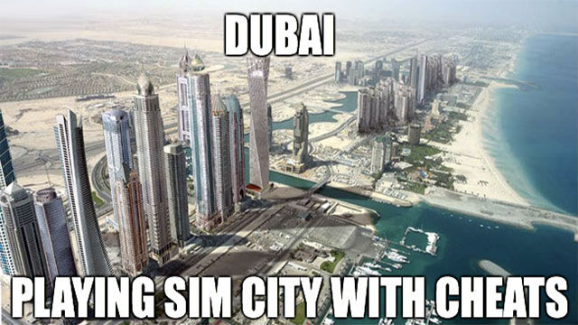 """Sim (as in Sim City) stands for """"Simulation"""""""