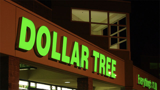 Anything at the Dollar Store