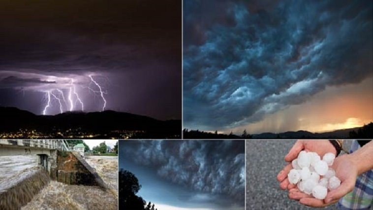 25 Terrifying Natural Phenomena That Could End Your Life