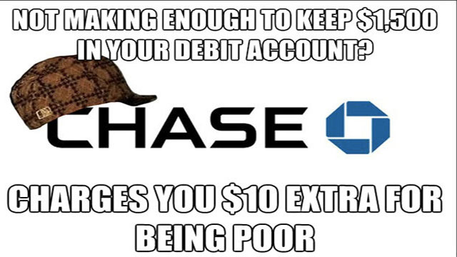 Not use a bank