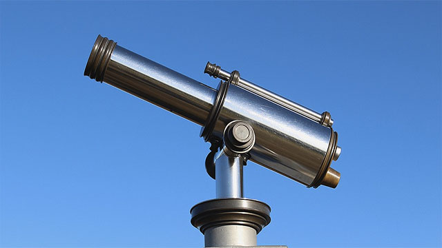I've never owned a telescope but they're something to look into (George Carlin)