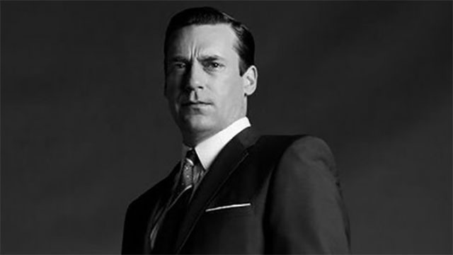 """""""People tell us who they are...but we ignore them. Because we want them to be who we want them to be."""" - Don Draper, Mad Men"""