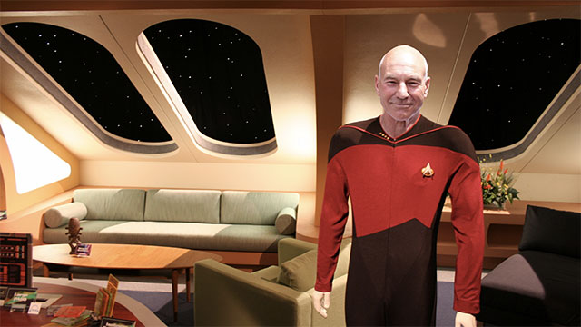 """""""It is possible to make no mistakes and lose. That is not failure; that is life."""" - Cpt. Jean-Luc Picard, Star Trek"""