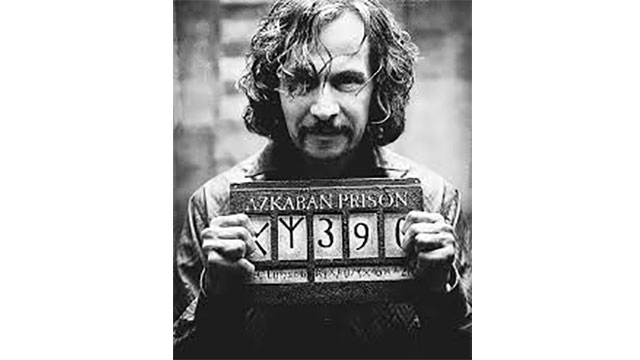 """""""If you want to know what a man's like, take a good look at how he treats his inferiors, not his equals."""" - Sirius Black, Harry Potter"""