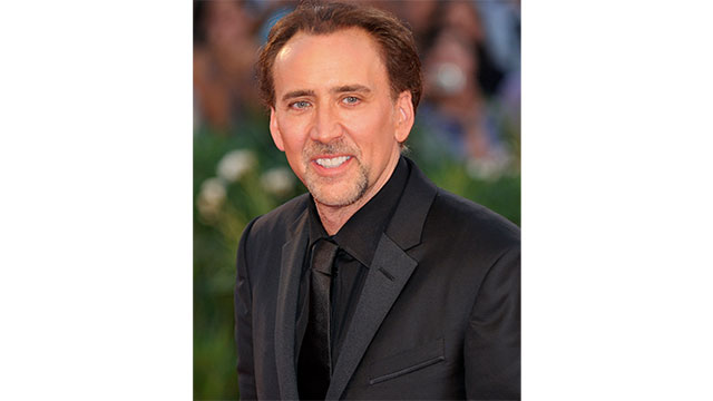 Nicolas Cage turned out to be a big flop
