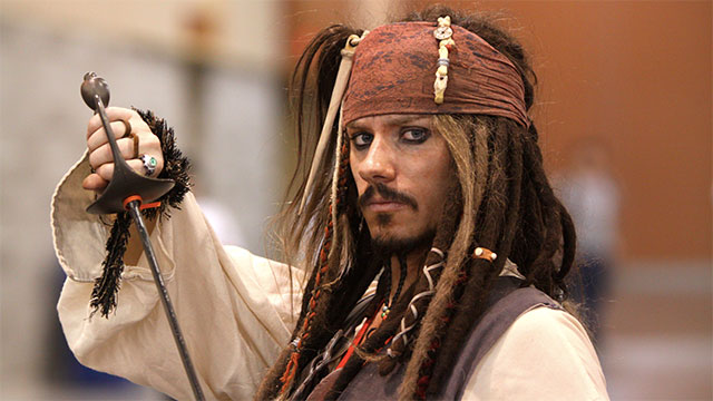 """""""You can always trust a dishonest man to be dishonest, it's the honest ones you need to look out for."""" - Jack Sparrow, Pirates of the Caribbean"""