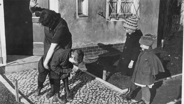Spanking your children is illegal (depending on where you are)