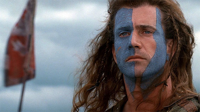 Everyone dies. Not everyone really lives. - William Wallace, Braveheart