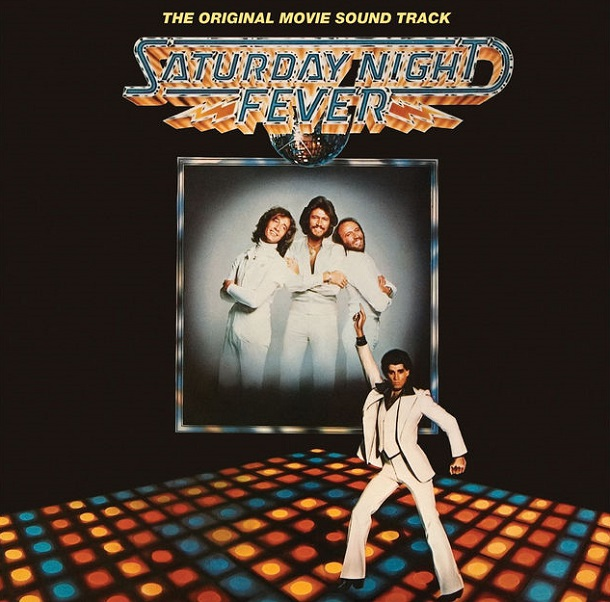 Bee Gees Various Artists - Saturday Night Fever album