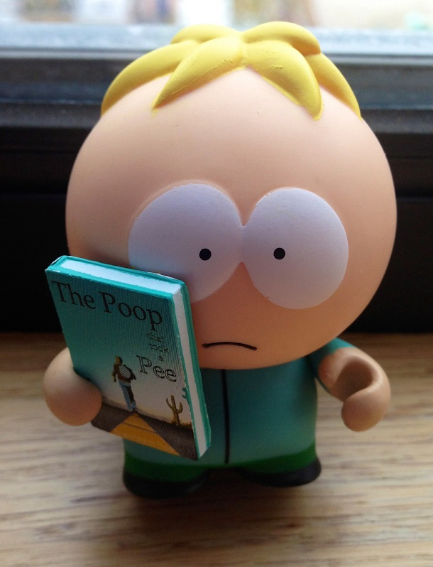 butters south park doll