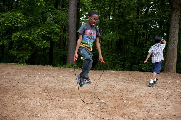 young-student-was-having-fun-playing-with-a-jump-rope
