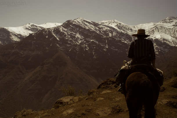 Andes of South America.