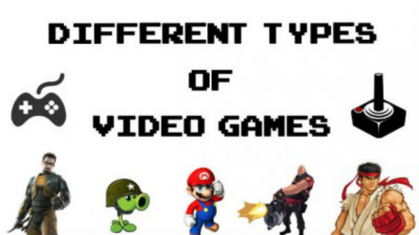 video game types
