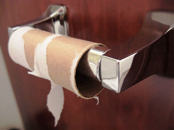 Toiler paper roll