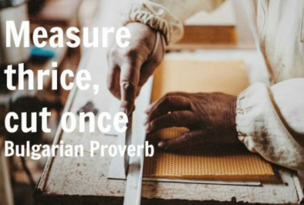 measure-once-proverb