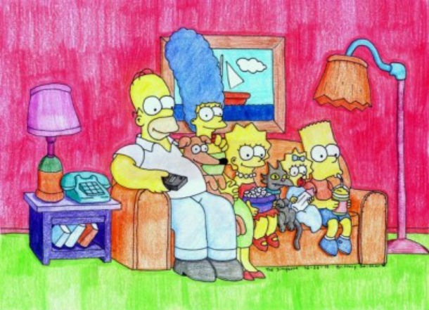 simpsons-drawing