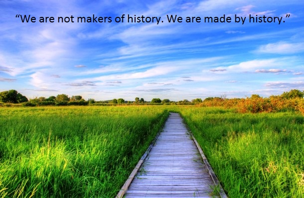 made by history