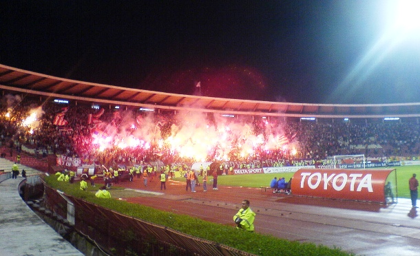 Red Star vs. Partizan