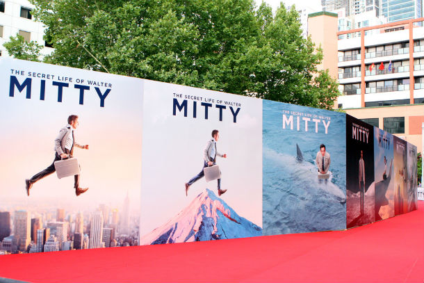 MITTY posters