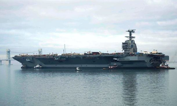 Gerald R. Ford Class