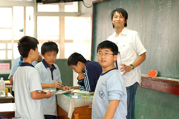 Chinese_Teacher_and_Students_2007-11-8