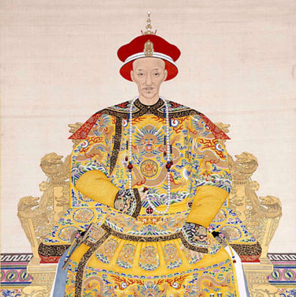 The_Imperial_Portrait_of_a_Chinese_Emperor_called_-Daoguang-