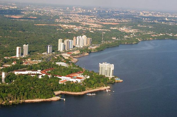 """15 """"Most Dangerous Places In The World"""" And Way To Online Travel Manaus, Brazil"""