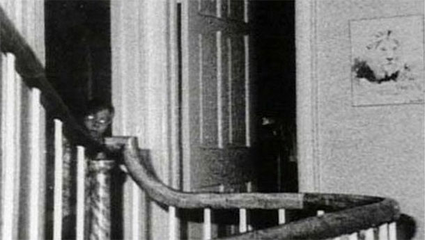 The ghost of Amityville