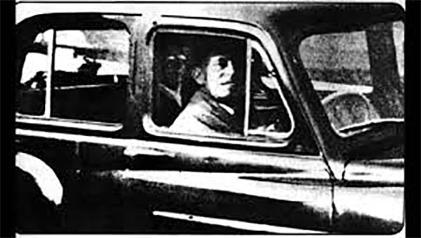 The ghost in the backseat