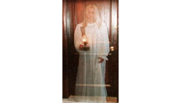 The White Lady of Haigh Hall