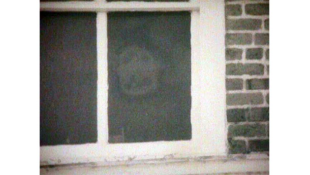 Face in the Window