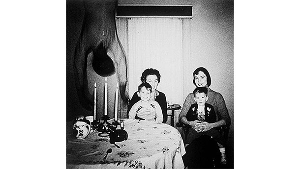 Cooper family ghost