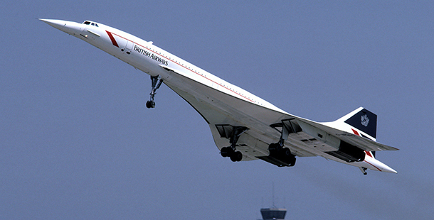 25 Fastest Passenger Planes Throughout History