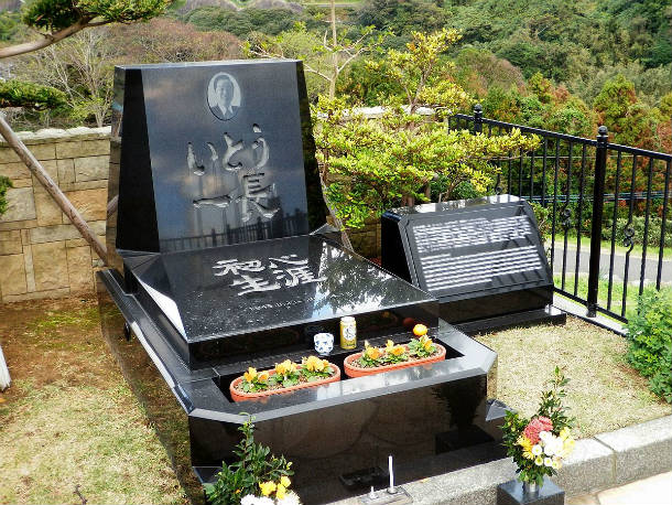 Tomb_of_Iccho_Itoh
