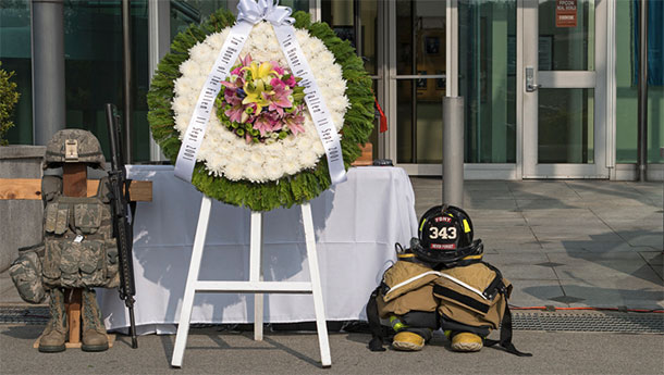 firefighters and rescuers memorial