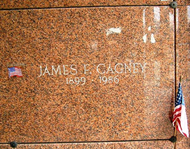 Cagney grave