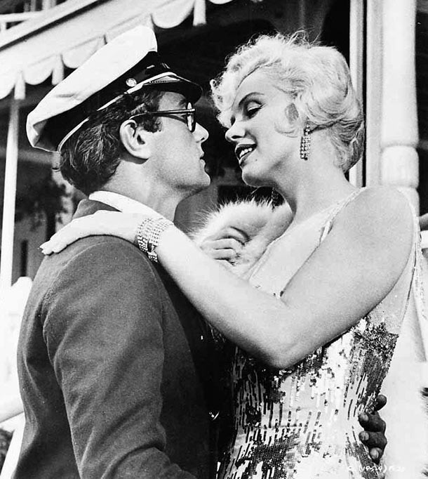 Monroe and Curtis