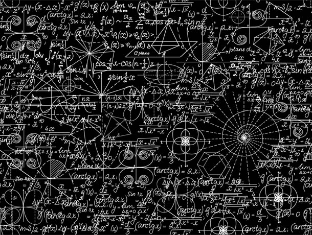 Complex Theory Equations