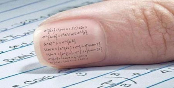 25 Creative Ways Students Have Cheated On Tests