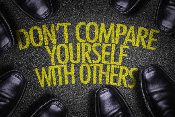 compare with others